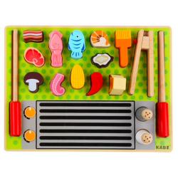 Mediniai žaislai - sushi